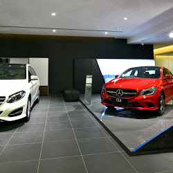 Pune-Mercedes-Benz-Showroom