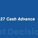 Profile picture of 27 Cash Advance