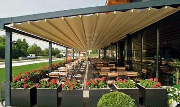Restaurant Shade Systems